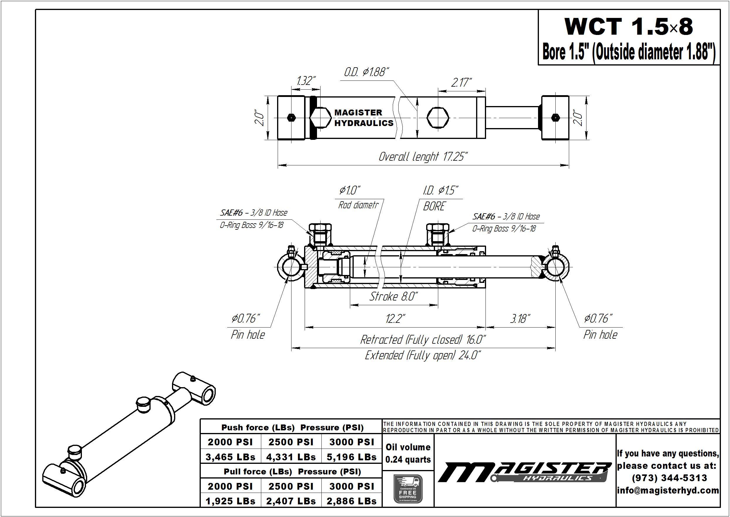 WCT 1.5-8