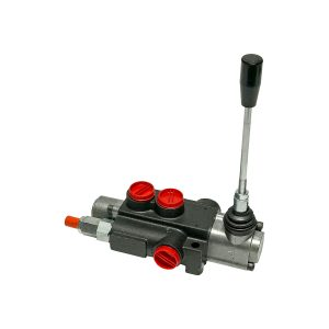 1 spool x 13 GPM hydraulic control valve, monoblock cast iron valve | Magister Hydraulics