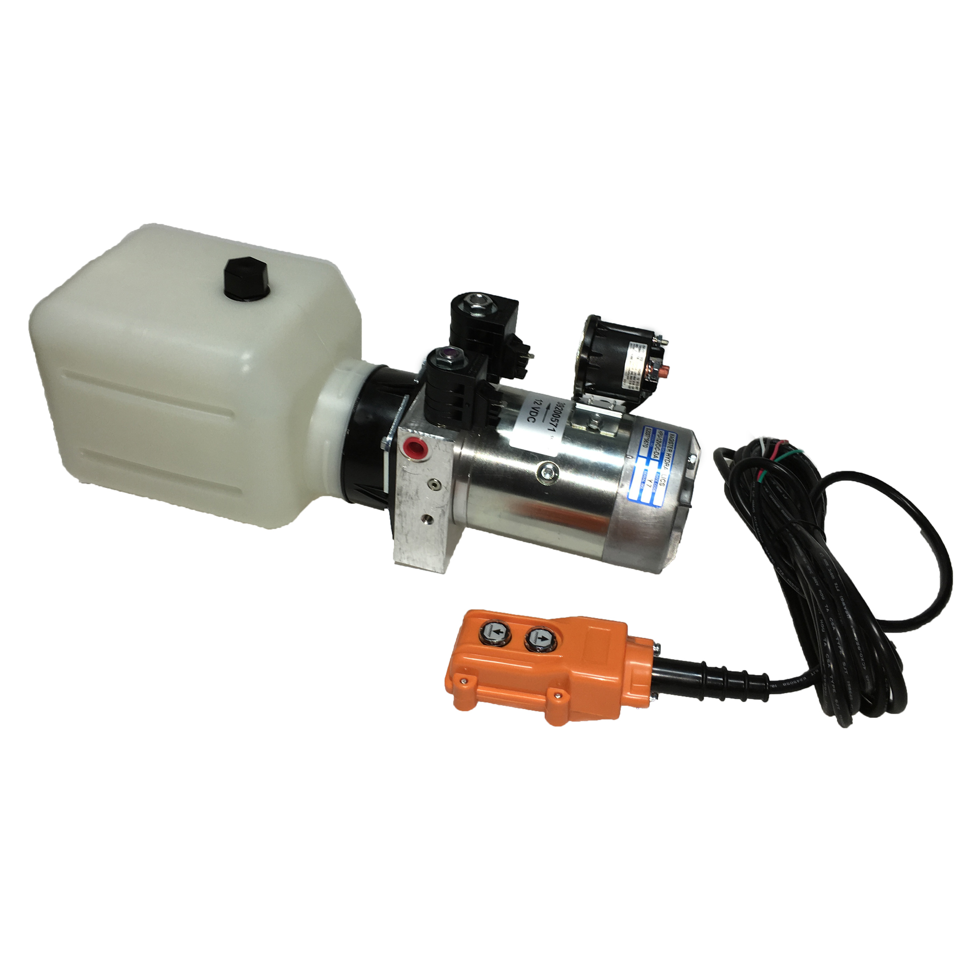 10 qts power unit 12V DC double acting by MTE