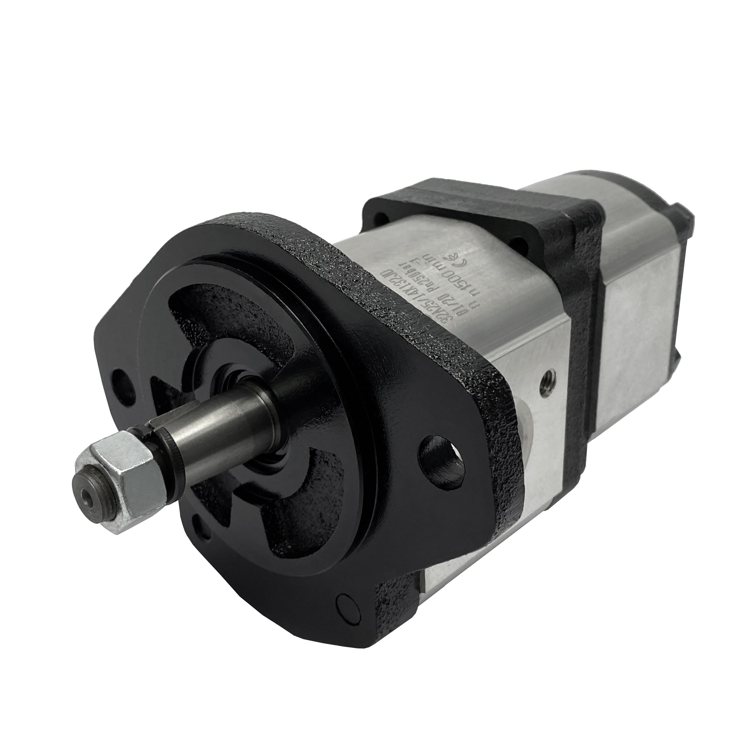 Hydraulic gear pump replacement for John Deere RE279132 | Magister Hydraulics