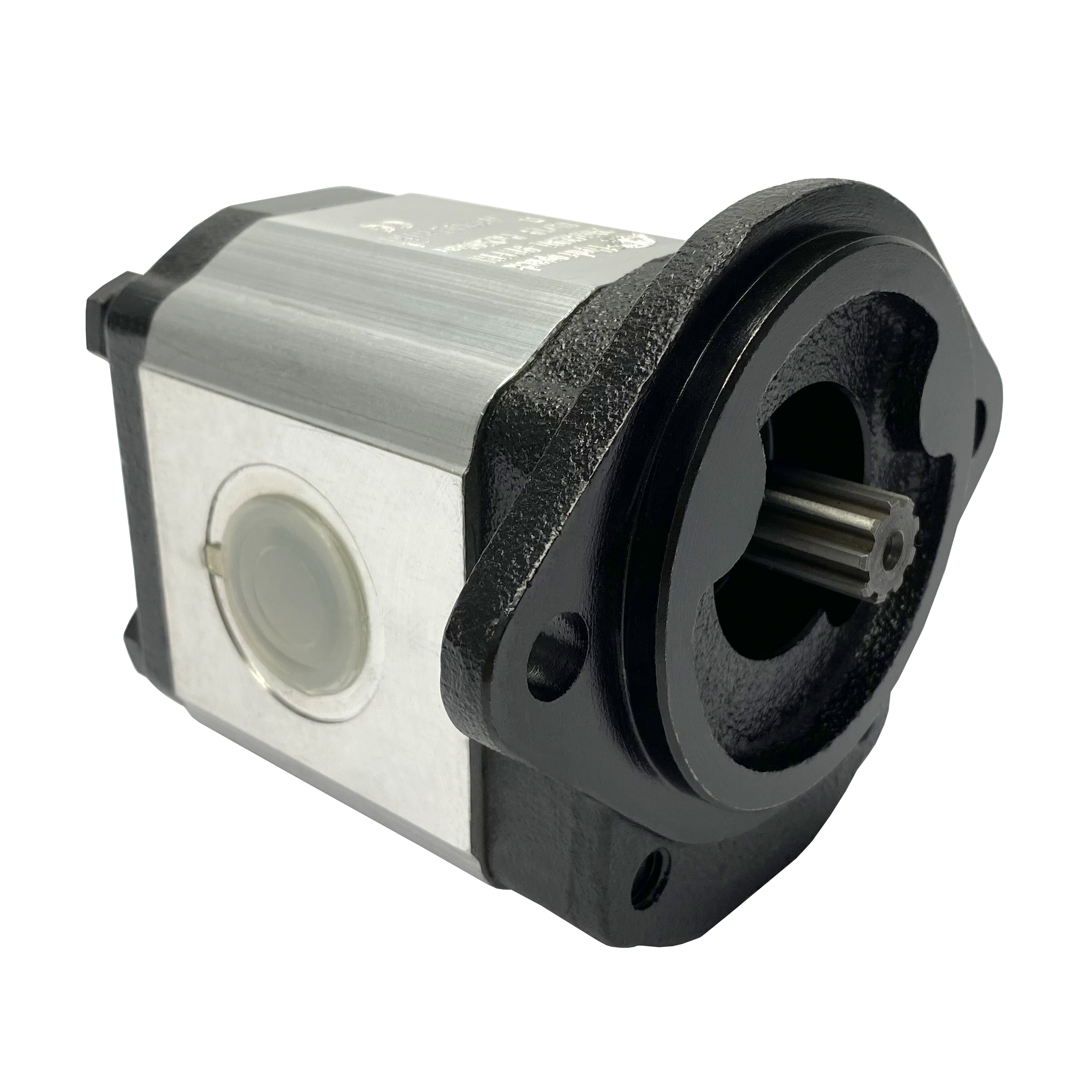 Hydraulic gear pump replacement for Bobcat 6650678 | Magister Hydraulics
