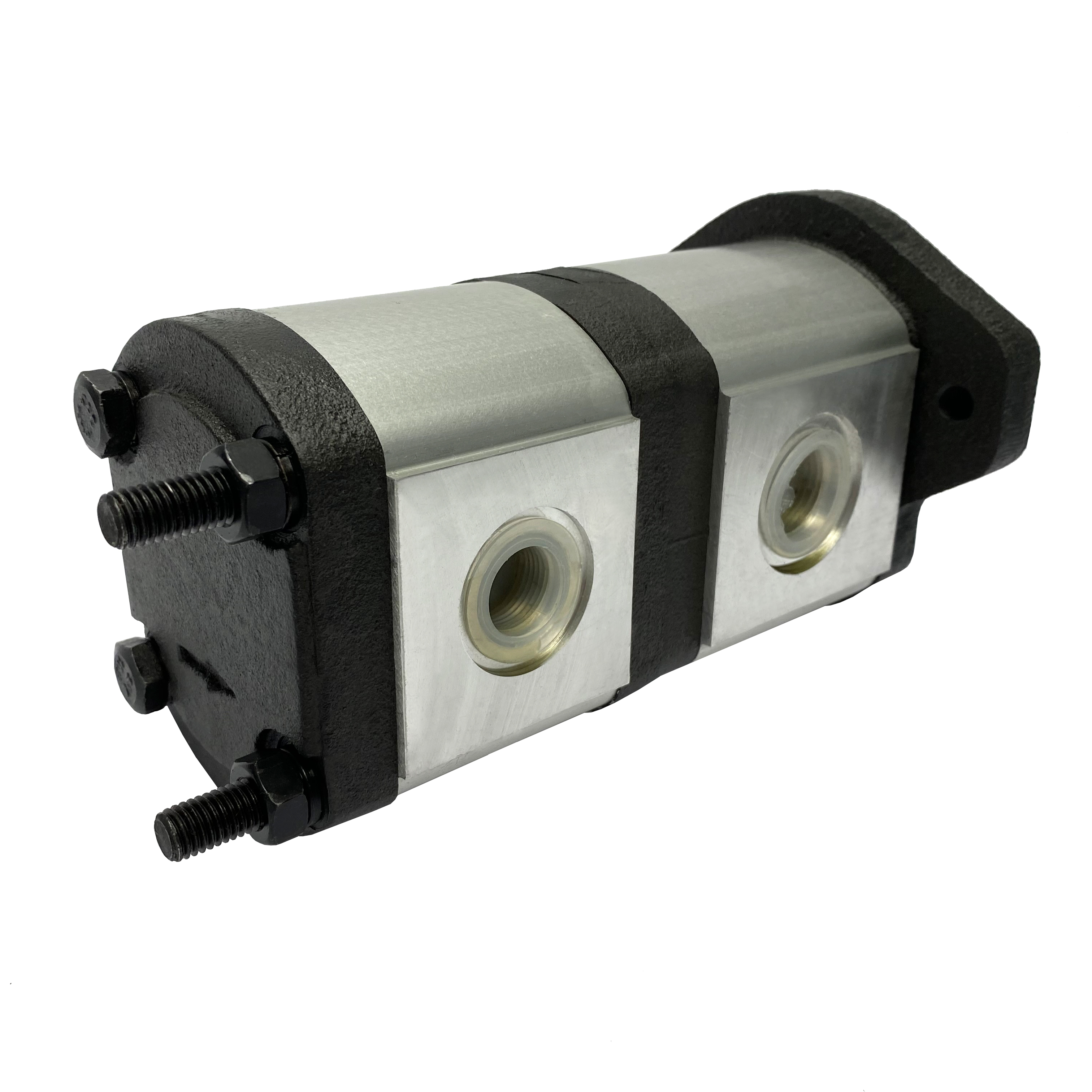 Hydraulic gear pump replacement for John Deere RE223233   Magister Hydraulics