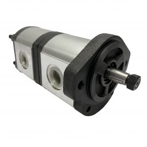 Hydraulic gear pump replacement for John Deere RE223233 | Magister Hydraulics
