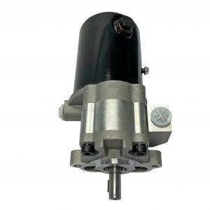 Hydraulic gear pump replacement for Massey Ferguson 897147M95   Magister Hydraulics