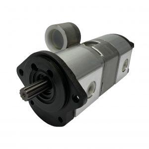 Hydraulic gear pump replacement for Massey Ferguson 3816909M91   Magister Hydraulics
