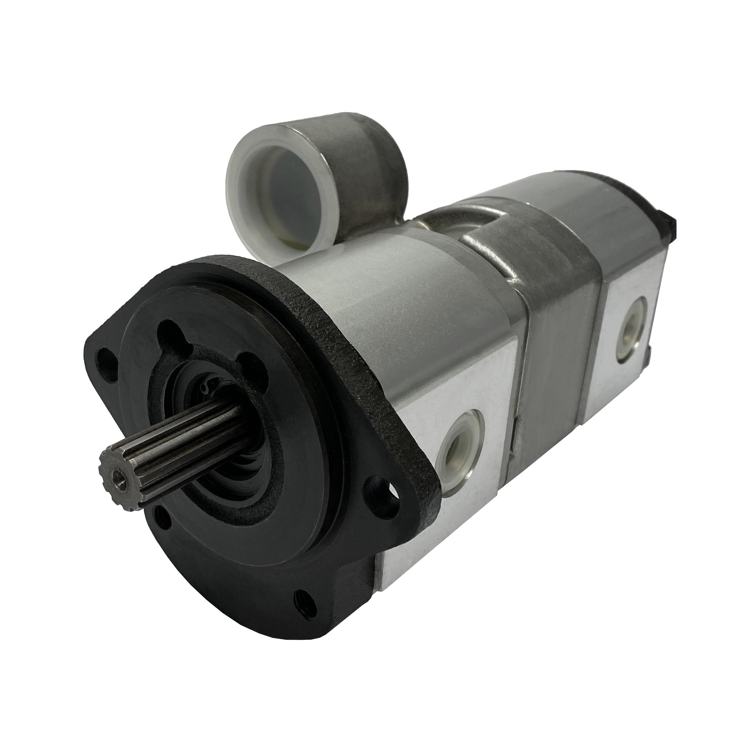 Hydraulic gear pump replacement for Massey Ferguson 3816909M91 | Magister Hydraulics