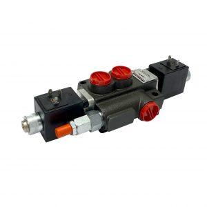 Solenoid Hydraulic Control Valves