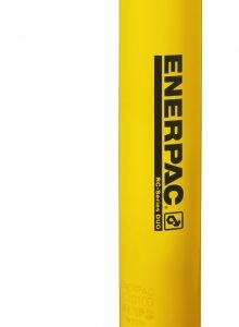 "Enerpac RC104 | Hydraulic Cylinder, Single Acting, Alloy Steel, GR2 Bearing, 10-Ton, 4.13"" Stroke 