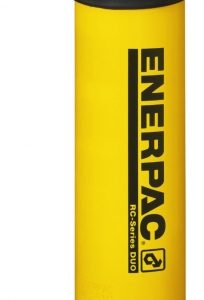 "Enerpac RC256 | Hydraulic Cylinder, Single Acting, Alloy Steel, GR2 Bearing, 25-Ton, 6.25"" Stroke 