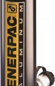 "Enerpac RAC204   Hydraulic Cylinder, Single Acting, Aluminum, 20-Ton, 3.94"" Stroke"