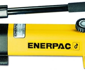 Enerpac P141 | Hydraulic Hand Pump, Single Speed, Lightweight | Magister