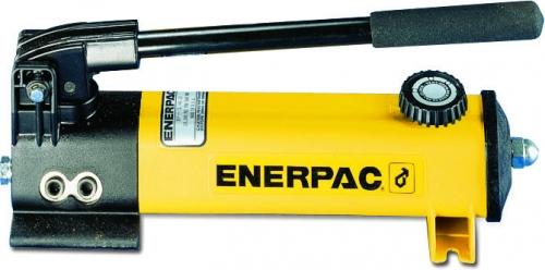 Enerpac P141 | Hydraulic Hand Pump, Single Speed, Lightweight | Magister