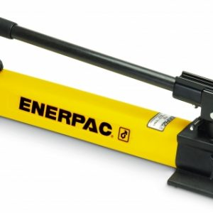 "Enerpac P391 | Hydraulic Hand Pump, Single Speed, Lightweight, 1.00"" Piston Stroke 
