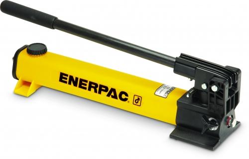 "Enerpac P391 | Hydraulic Hand Pump, Single Speed, Lightweight, 1.00"" Piston Stroke | Magister"