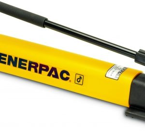 "Enerpac P202 | Hydraulic Hand Pump, Two Speed, Lightweight, 50.00"" Piston Stroke 