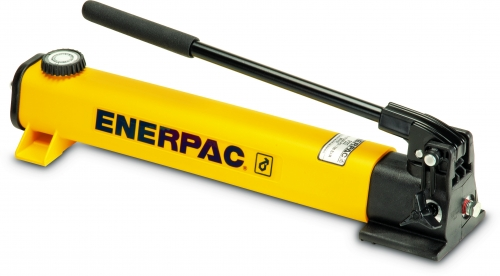 "Enerpac P202 | Hydraulic Hand Pump, Two Speed, Lightweight, 50.00"" Piston Stroke | Magister"