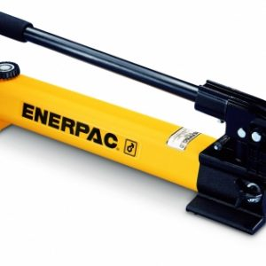 "Enerpac P392 | Hydraulic Hand Pump, Two Speed, Lightweight, 1.00"" Piston Stroke 