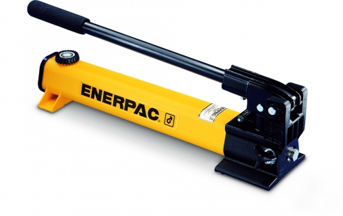 "Enerpac P392 | Hydraulic Hand Pump, Two Speed, Lightweight, 1.00"" Piston Stroke | Magister"