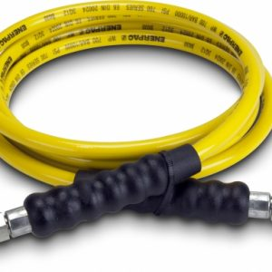 Enerpac H7210 | 10' High-Pressure Hydraulic Hose, Thermo-Plastic, 10,000 PSI | Magister