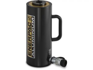 """Enerpac RACH306   Hollow Plunger Hydraulic Cylinder, Single Acting, Aluminum, 30-Ton, 5.91"""" Stroke   Magister"""