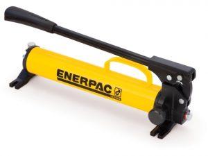 "Enerpac P39 | ULTIMA Steel Hydraulic Hand Pump, Single Speed, Lightweight, 1.00"" Piston Stroke | Magister"