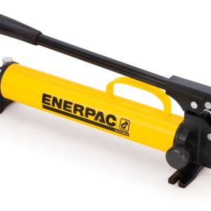 "Enerpac P39 | ULTIMA Steel Hydraulic Hand Pump, Single Speed, Lightweight, 1.00"" Piston Stroke 