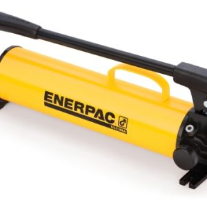 "Enerpac P80 | ULTIMA Steel Hydraulic Hand Pump, Two Speed, Lightweight, 1.00"" Piston Stroke 