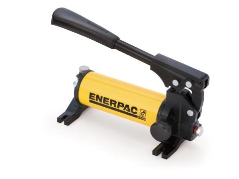 "Enerpac P18 | Hydraulic Hand Pump, Single Speed, Lightweight, 1.00"" Piston Stroke | Magister"