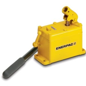 "Enerpac P51 | Hydraulic Hand Pump, Single Speed, Low Pressure, 1.00"" Piston Stroke 