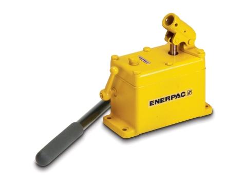 "Enerpac P51   Hydraulic Hand Pump, Single Speed, Low Pressure, 1.00"" Piston Stroke   Magister"