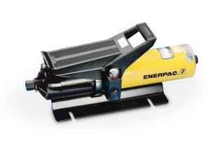 Enerpac PA133 | Air Hydraulic Pump, Single Speed, 3-Way Treadle, 10,000 PSI | Magister