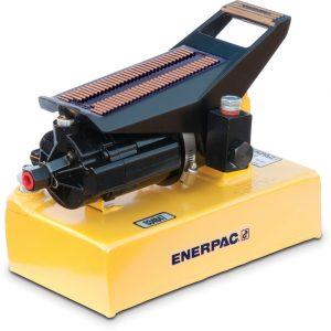 Enerpac PA1150 | Air Hydraulic Pump, Single Speed, 3-Way Treadle, 10,000 PSI | Magister