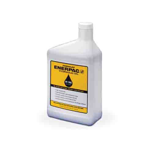 Enerpac HF100 | Premium Hydraulic Oil, 1 Qt., ISO 32, Formulated for power pumps | Magister