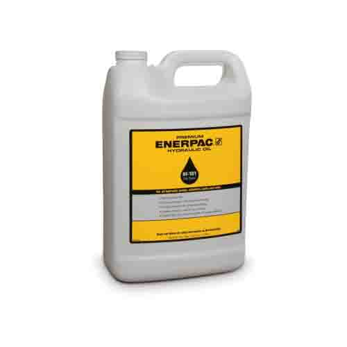 Enerpac HF101 | Premium Hydraulic Oil, 1 Gal., ISO 32, Formulated for power pumps | Magister