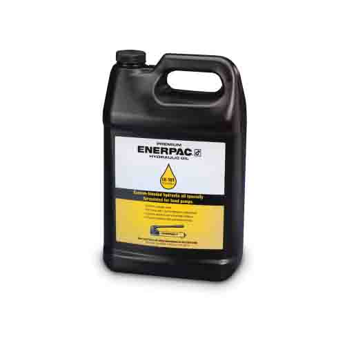 Enerpac LX101  Premium Hydraulic Oil, 1 Gal., ISO 32, Formulated for hand pumps   Magister