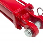 2 bore x 8 ASAE stroke CROSS hydraulic cylinder, tie rod double acting cylinder DB series | CROSS MANUFACTURING