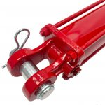 3 bore x 18 stroke CROSS hydraulic cylinder, tie rod double acting cylinder DB series   CROSS MANUFACTURING