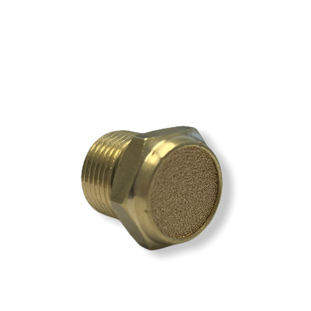 SAE 8 (3/4-16 UNF) air vent breather plug for hydraulic cylinders