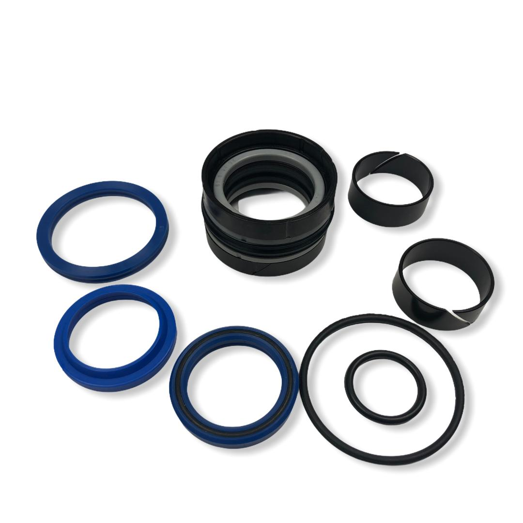 2.5 bore 1.25 rod hydraulic cylinder repair seal kit for double acting cylinder