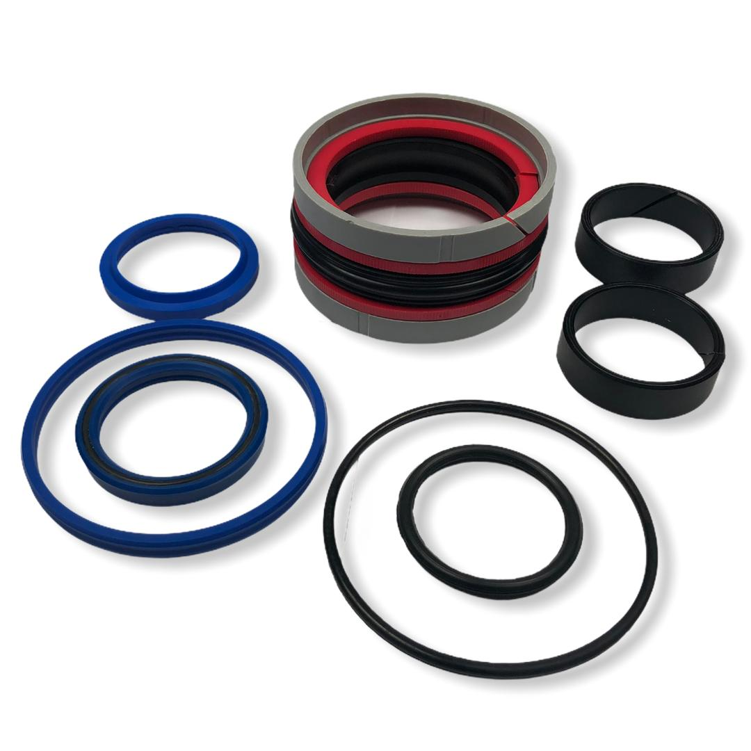 5 bore 2 rod hydraulic cylinder repair seal kit for double acting cylinder