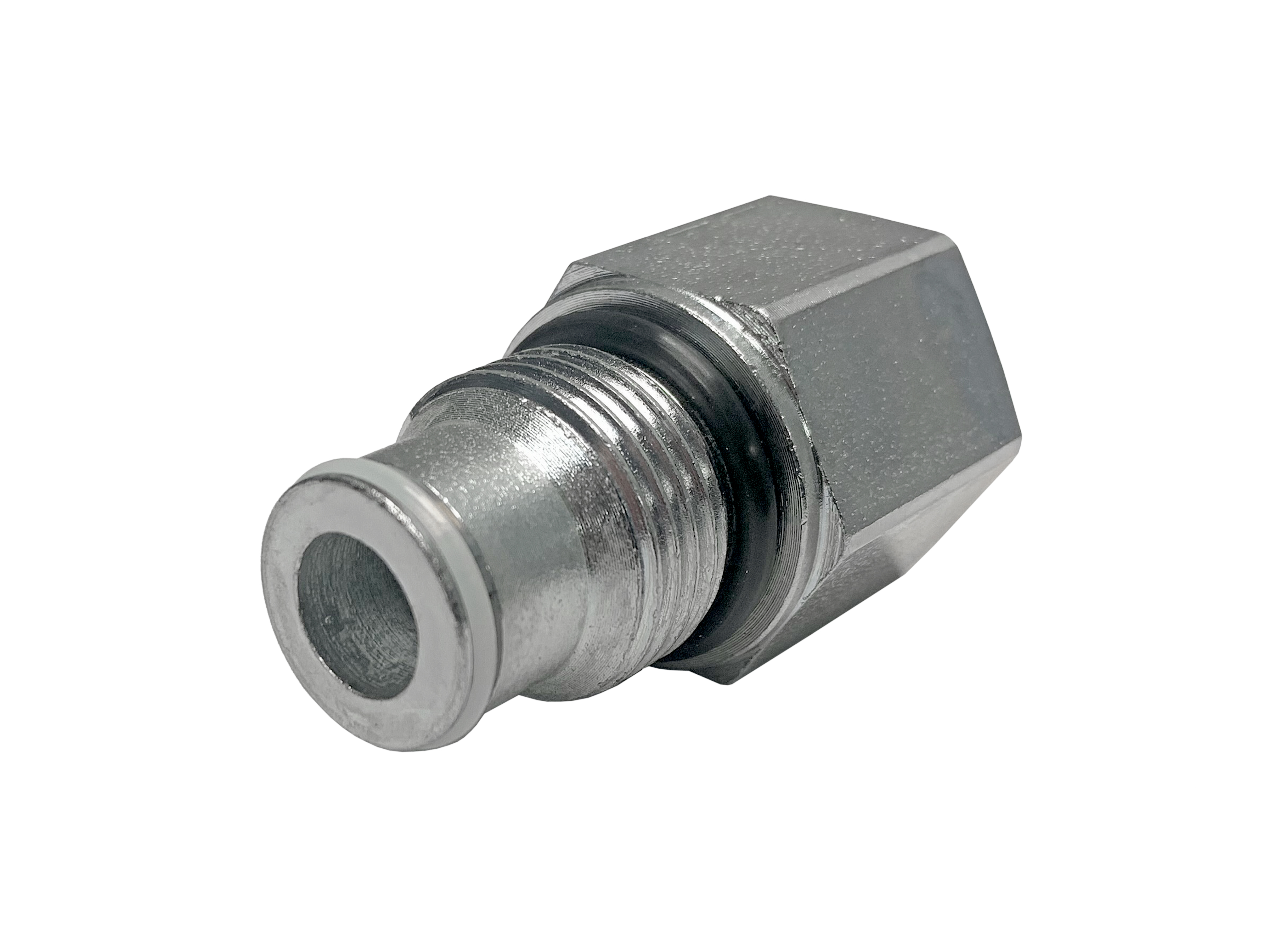13 GPM power beyond adapter sleeve for hydraulic monoblock control valves