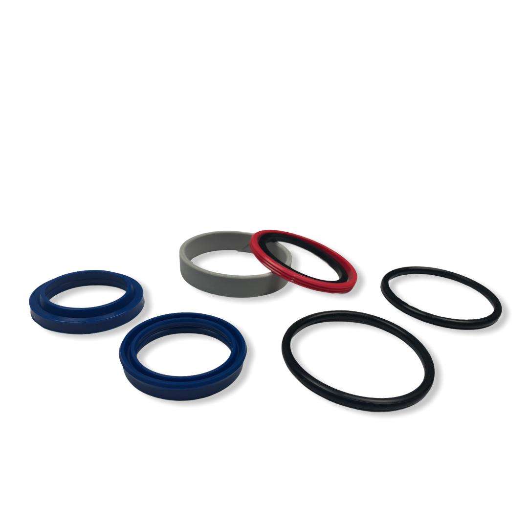 2.5 bore 1.125 rod hydraulic cylinder repair seal kit for tie rod cylinder